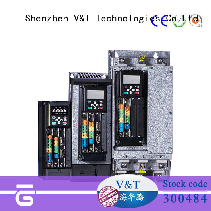 V&T Technologies China VTS general purpose inverter / servo drive factory