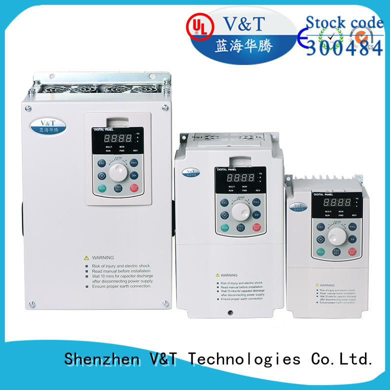 V&T Technologies V5 series inverter for importer