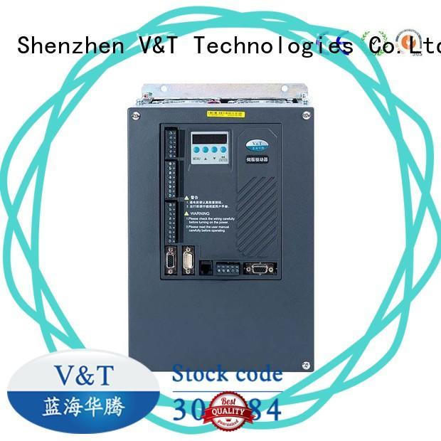 V&T Technologies international high-end ac servo driver factory for industry