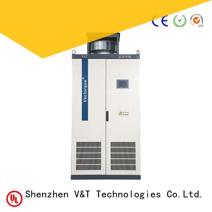 V&T Technologies original V5 series inverter producer for transmission