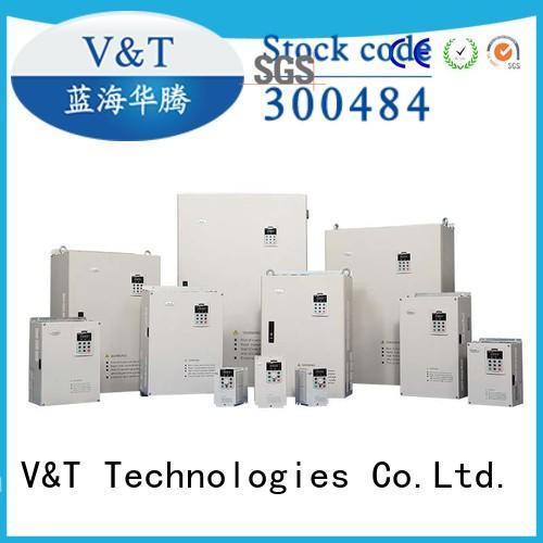 high performance VFD 0.4KW-3000KW wholesale for transmission V&T Technologies