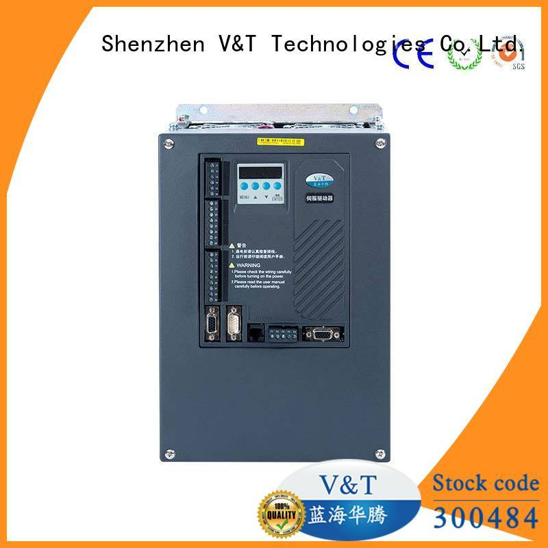 cost-saving ac servo driver inquire now V&T Technologies