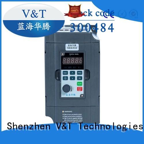 V&T Technologies full functions FV20 series inverter factory for low power