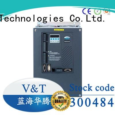 servo drive synchronous for power system V&T Technologies