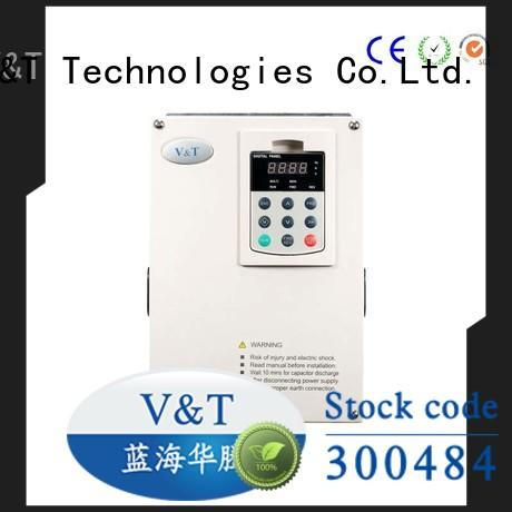 V&T Technologies new arrival small variable frequency drive series for light−duty application