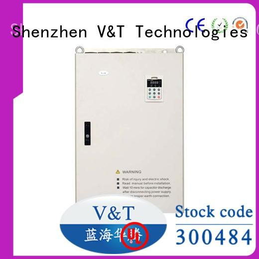 V&T Technologies big power E5 series high-performance universal Inverter supplier for industry