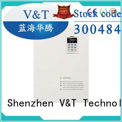 what is a variable speed drive customized for machine V&T Technologies