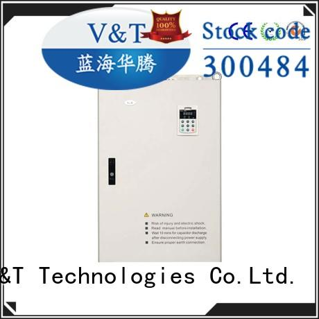 new generation 2hp vfd drive personalized for machinery V&T Technologies