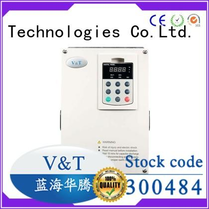 V&T Technologies cost-efficiency voltage frequency drive with good price for machines
