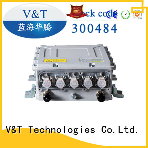 car motor controller mcu auxiliary drive for industry equipment V&T Technologies