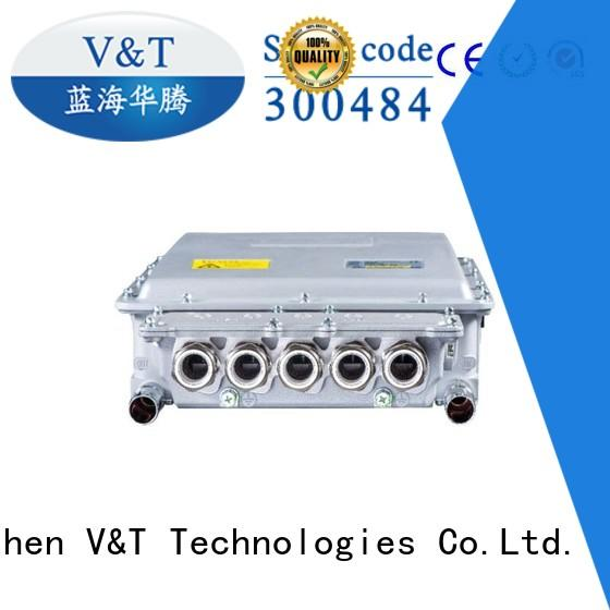 V&T Technologies electric vehicle torque motor controller supplier for pump vehicle