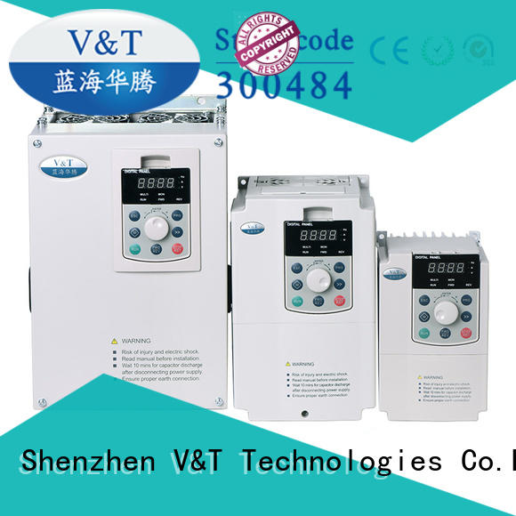 vector control inverter OEM ODM for commercial uses V&T Technologies