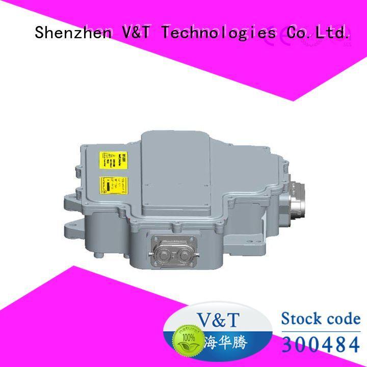 V&T Technologies sanitation motor control unit manufacturer for industry equipment