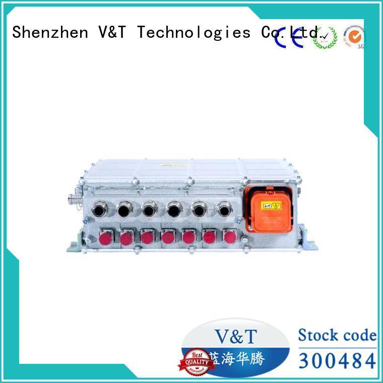 special ev motor controller aircooling motor manufacturer for industry equipment