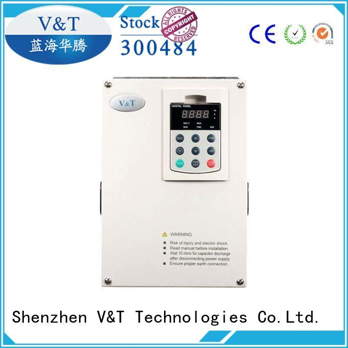 V&T Technologies original vfd for 3 phase motor manufacturer for light−duty application