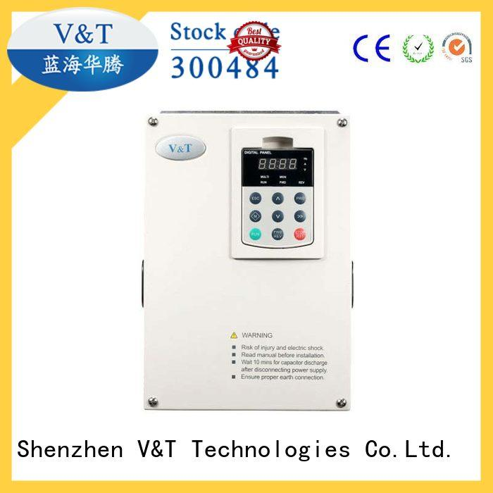 V&T Technologies voltage how does a variable speed drive work from China for hoist crane