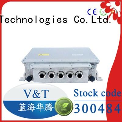 V&T Technologies aircooling motor variable ac motor controller manufacturer for industry equipment