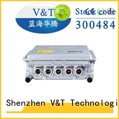 V&T Technologies truck electric vehicle motors and controllers manufacturer for industry equipment