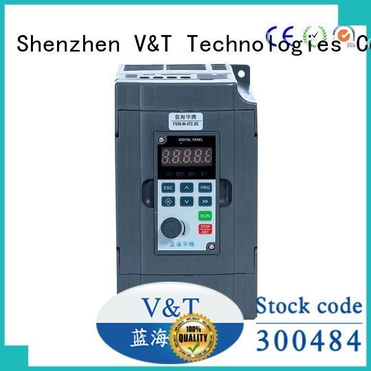 V&T Technologies 5-star service FV20 series inverter solutions for low power