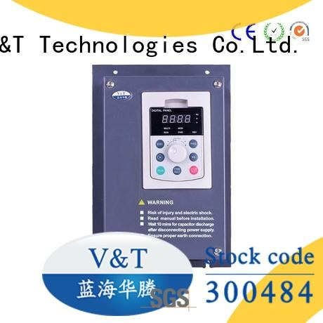 V&T Technologies economic best vfd drives for control systems