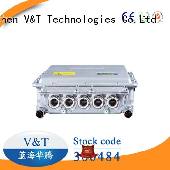 vehicle tank electric motor controller manufacturer for industry equipment V&T Technologies