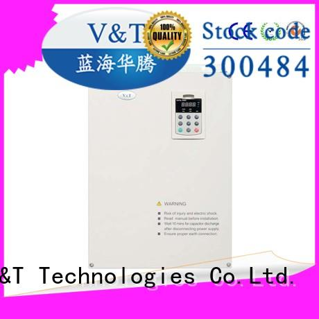 customized low voltage vfd tension control inverter for Speed control V&T Technologies