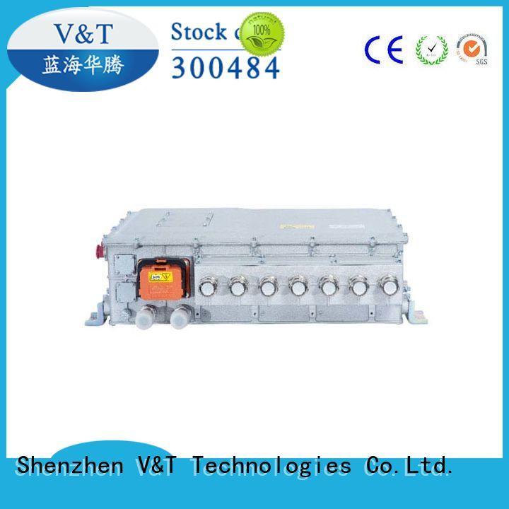 V&T Technologies sanitation ev motor controller manufacturer for industry equipment