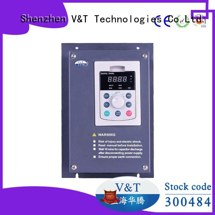 V&T Technologies how does a variable frequency drive work design for special purpose