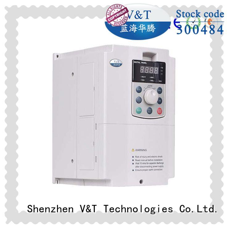 V&T Technologies E5 series high-performance universal Inverter factory-made in China for machinery