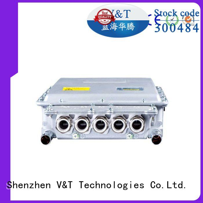 V&T Technologies mcu dc dc electric motor controller manufacturer for industry equipment
