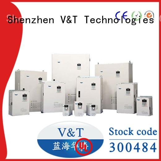 V&T Technologies international high-end ac servo driver factory for electric device