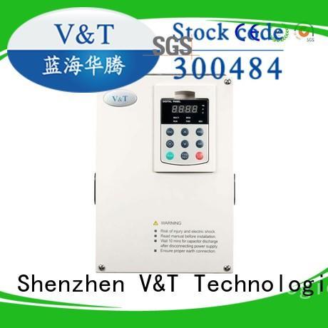 V&T Technologies inverter vfd motor control with good price for hoist crane