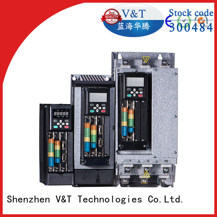 V&T Technologies China VTS general purpose inverter / servo drive for various occasions