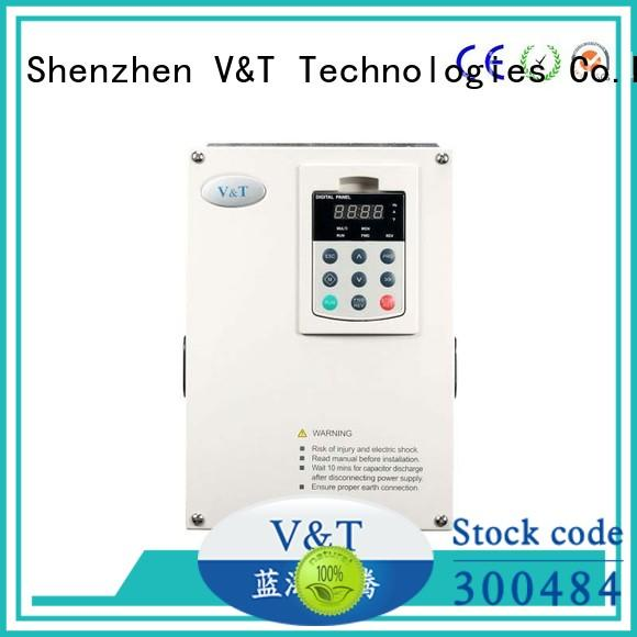 reliability vfd motor control voltage from China for crane