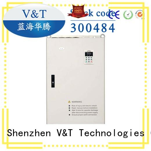 V&T Technologies what is ac drive supplier for machinery