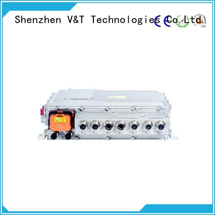 truck automatic motor controller sanitation for industry equipment V&T Technologies