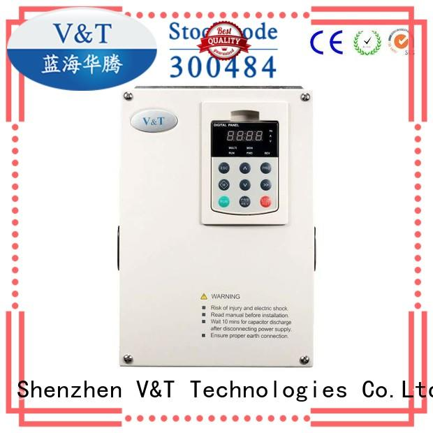 V&T Technologies trustworthy vsd variable speed drive with good price for hoist crane