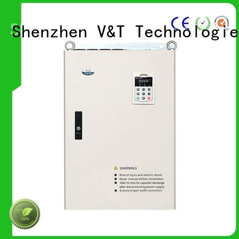 V&T Technologies pmsm drive manufacturer