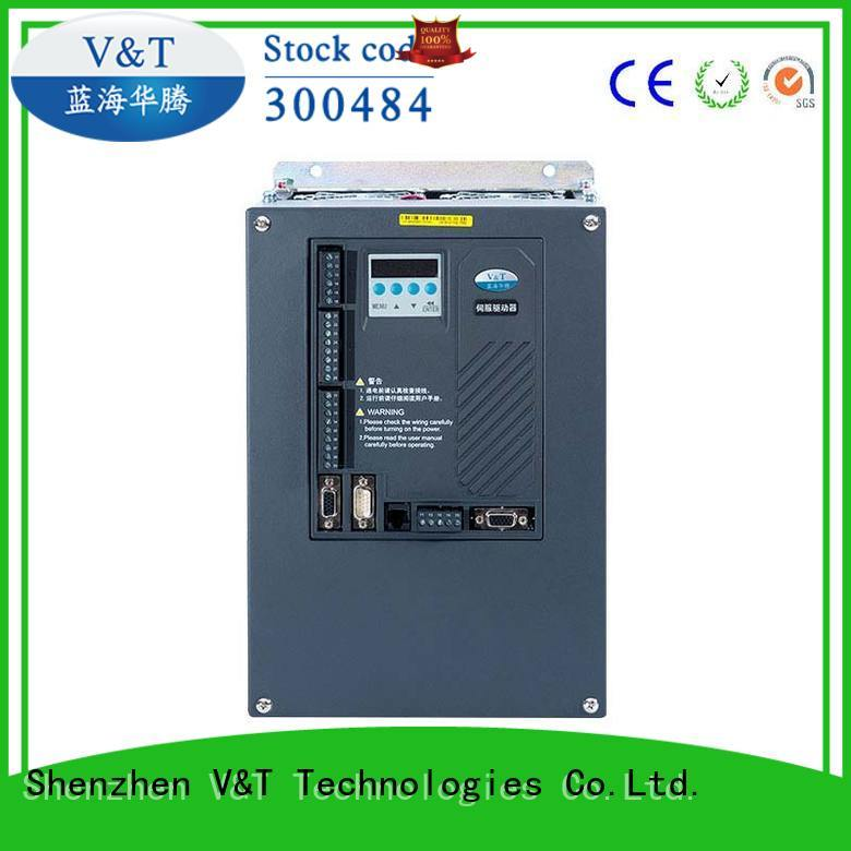 v61 servo drive working synchronous V&T Technologies