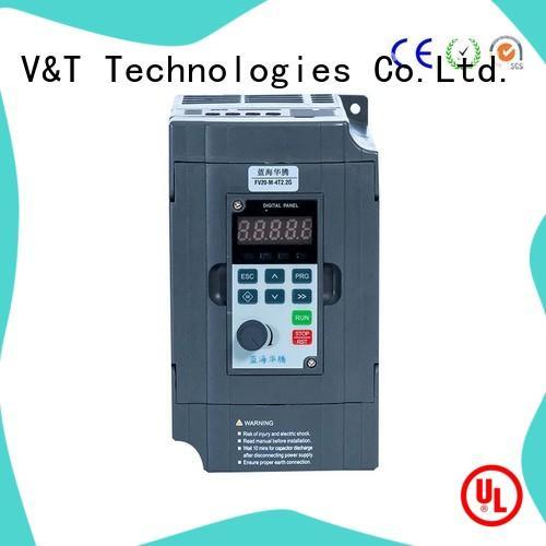 V&T Technologies inverter ac motor supplier