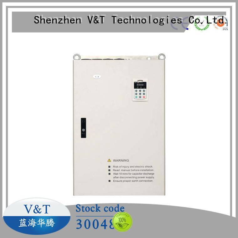 V&T Technologies big power 3 phase vfd 75kw-3000kw for vector control