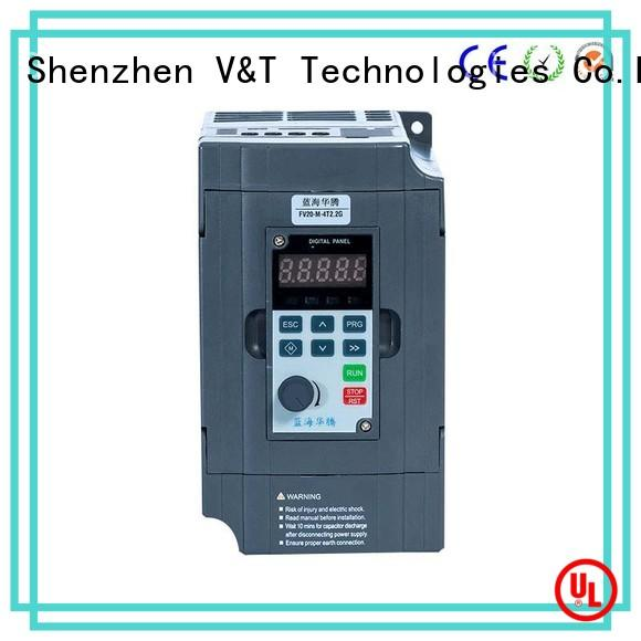 V&T Technologies low cost inverter ac motor supplier