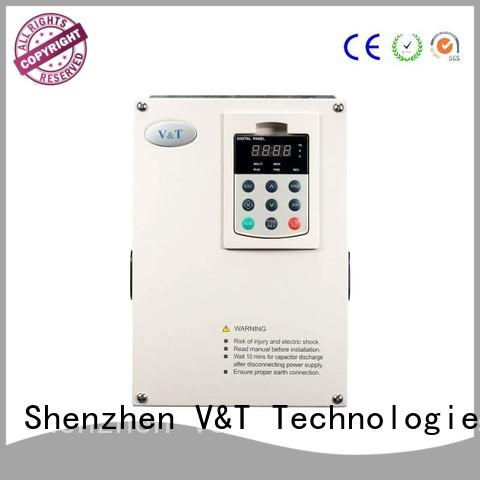V&T Technologies trustworthy vsd variable speed drive from China for machines