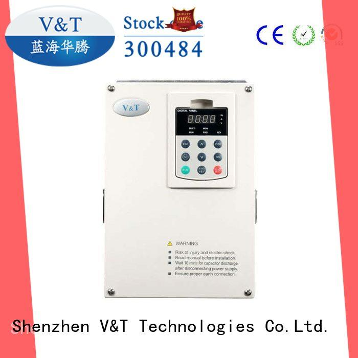 V&T Technologies Safe vfd motor control from China for hoist crane