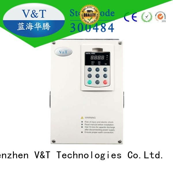 V&T Technologies Safe how does a variable speed drive work with good price for machines