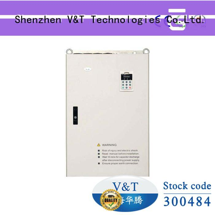V&T Technologies high quality 3 phase vfd personalized for vector control