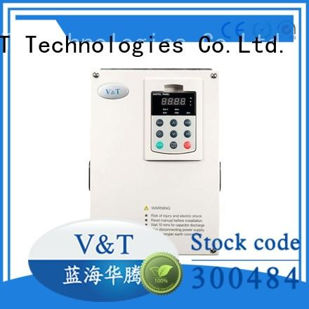 ac inverter drives frequency for light−duty application V&T Technologies