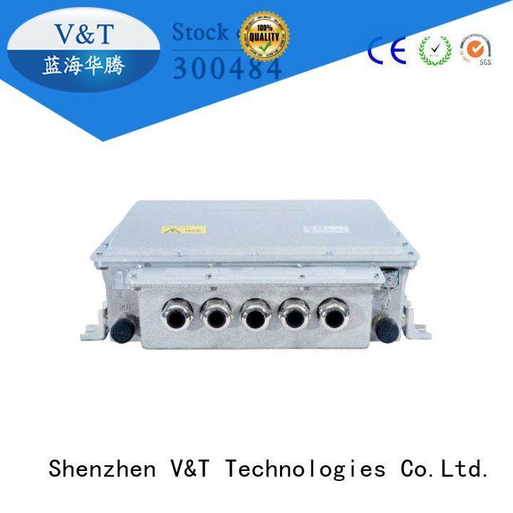 tractor 24v dc motor controller manufacturer for industry equipment V&T Technologies