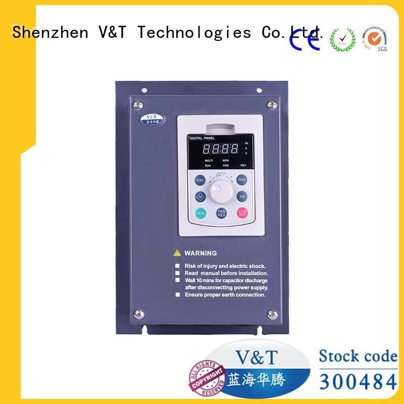 compact design how does a variable frequency drive work spinning machine design for control systems