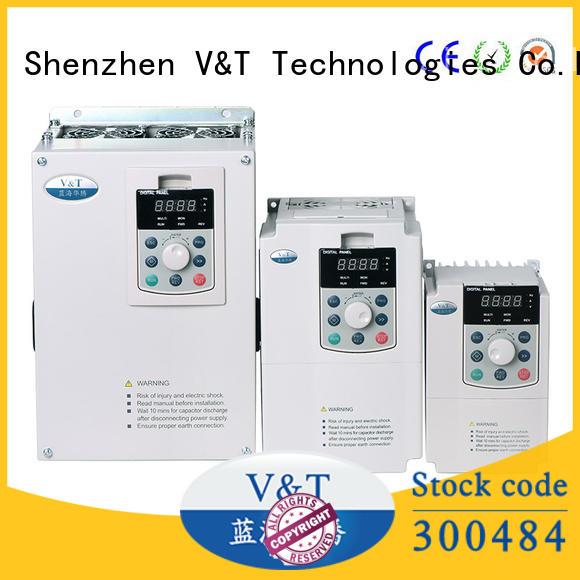 V&T Technologies V5 series inverter supplier